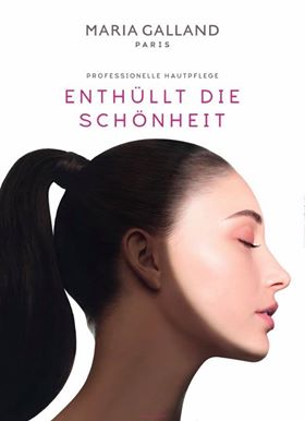 Cosmetic Design Becker - Kosmetische Behandlungen Maria Galland - Susanne Becker